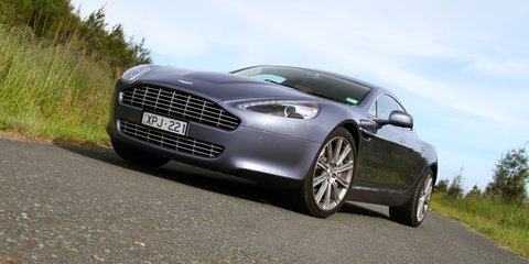 Aston Martin Rapide Review