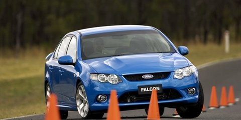 Ford Falcon front-wheel drive debate continues to rage
