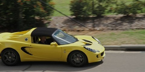 Lotus Elise CR Review