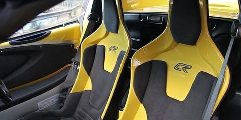 Lotus Elise CR Review