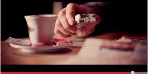 Pagani C9 teaser video