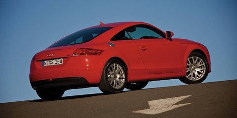 Audi TT vs Peugeot RCZ: European 2+2 comparison