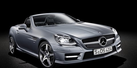 2011 Mercedes-Benz SLK coming to Australia by June