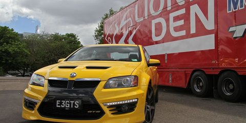 HSV GTS Review
