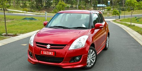 Suzuki Swift GLX Review