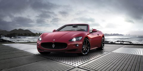 2012 Maserati GranCabrio Sport to debut at Geneva