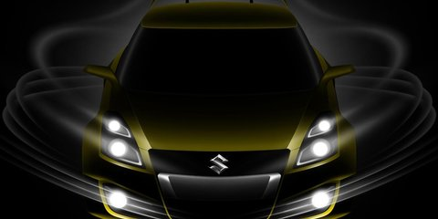 Suzuki Swift S-Concept to debut at Geneva Motor Show