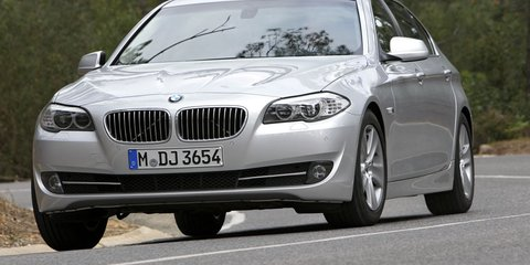 2011 BMW 5 Series Hybrid to be unveiled at Shanghai show