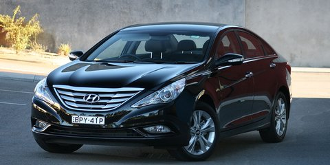 2011 Hyundai i45 Review