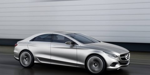 2014 Mercedes-Benz baby CLS coming