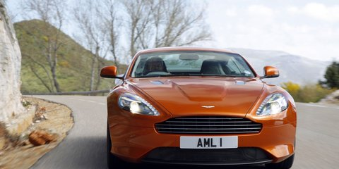 Aston Martin Virage Review