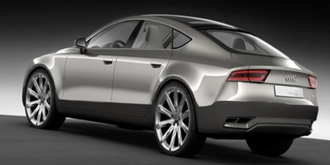 Audi Q6 SUV coupe to take on BMW X6: report