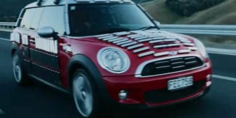 Video: 2011 MINI Clubman Carmonica from New Zealand