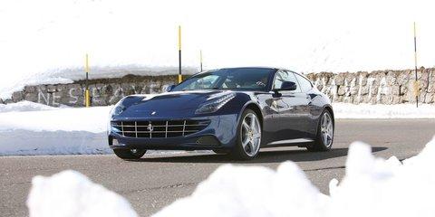 Ferrari FF Review