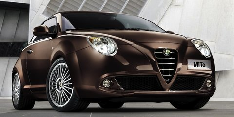 2011 Alfa Romeo MiTo UK upgrades, not for Australia