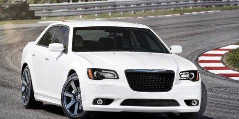 2012 Chrysler 300C SRT8 details released ahead of New York debut