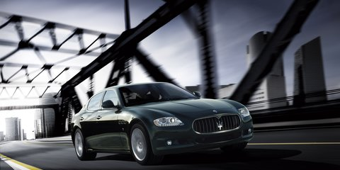 Maserati Australia price cut, GranTurismo MC Shift upgrade
