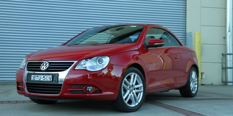 Volkswagen EOS 103TDI Review