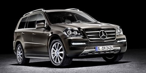 Mercedes-Benz GL-Class Grand Edition under consideration for Australia