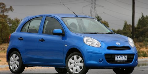 2013 Nissan Micra Review