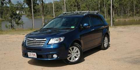 Subaru Tribeca Review