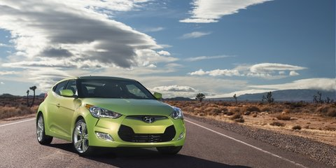 Hyundai Veloster Review (first drive)