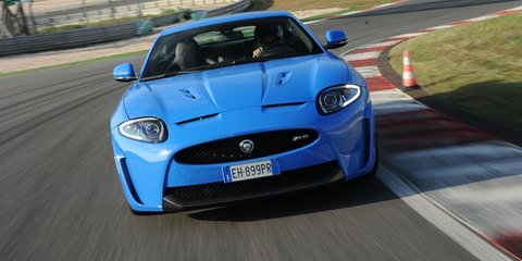 Jaguar XKR-S Review
