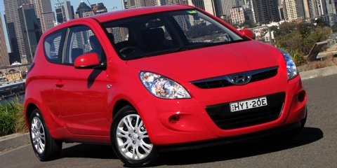2011 Hyundai i20 price cut as Accent comes in, Getz goes out
