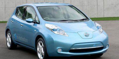 nissan leaf news page 5 review specification price. Black Bedroom Furniture Sets. Home Design Ideas