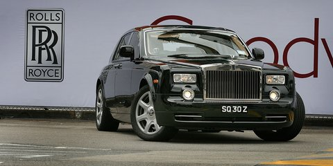 Rolls-Royce Phantom Review