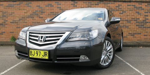 Honda Legend Review