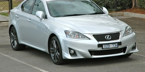 Lexus IS 350 Review