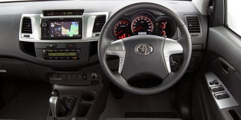 2012 Toyota HiLux Pricing, Specifications & Gallery