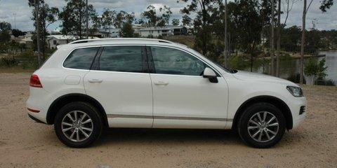 Volkswagen Touareg Review