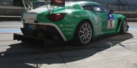Aston Martin V12 Zagato & Vantage GT4 Review