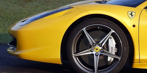 Ferrari 458 Spider Review
