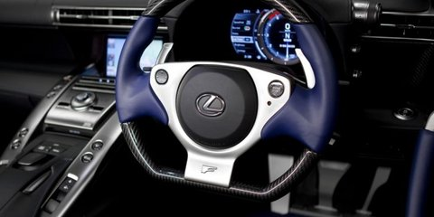 Lexus LFA Review