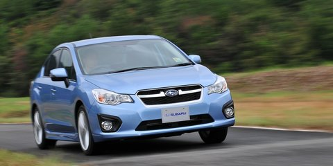 2012 Subaru Impreza Review