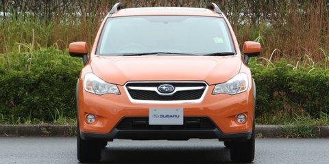 2012 Subaru XV Review