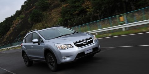 2012 Subaru XV Review