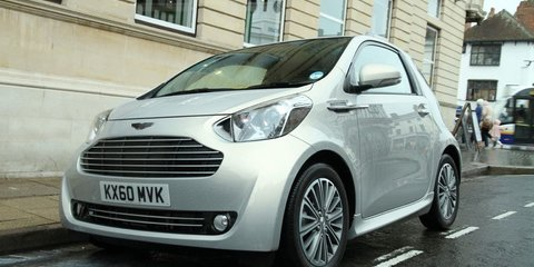 Aston Martin Cygnet Review