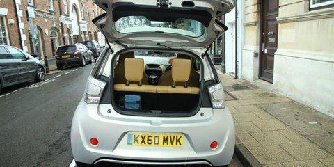 Aston Martin Cygnet Review