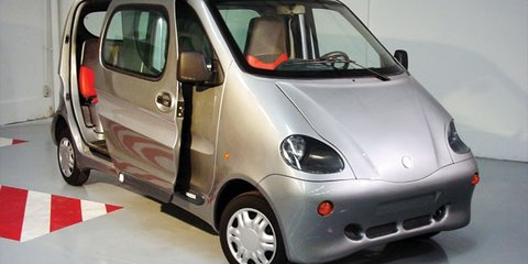 Tata Motors Mini CAT Air Car to debut in 2012