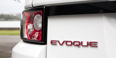 Range Rover Evoque Review