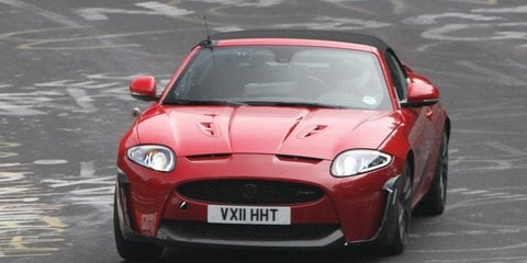 2012 Jaguar XKR-S Convertible confirmed for Los Angeles Auto Show