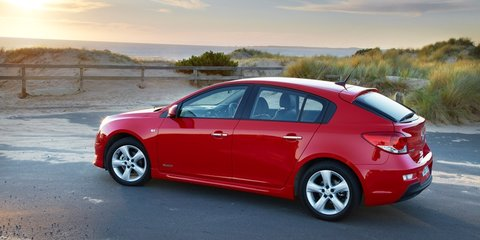 2011 Holden Cruze Hatch Review