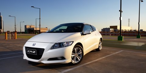 Honda CR-Z prices confirmed for Australia