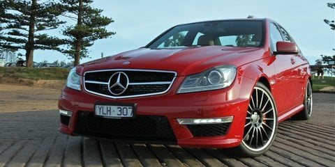 Mercedes-Benz C63 AMG Review