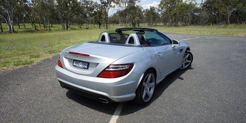 Mercedes-Benz SLK 200 Review