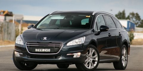 Peugeot 508 Touring Review